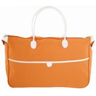 grand sac orange