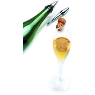 Bouchon à champagne Pluton