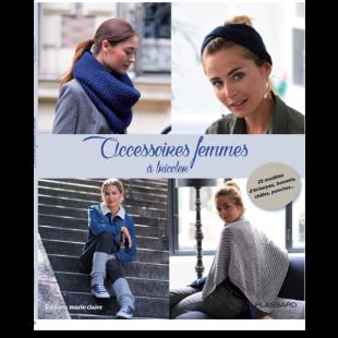 Livre Accessoires femmes à tricoter