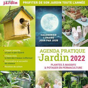 agenda jardin 2022 editions marie claire