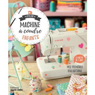 livre atelier machine a coudre enfants
