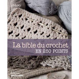 Livre bible crochet