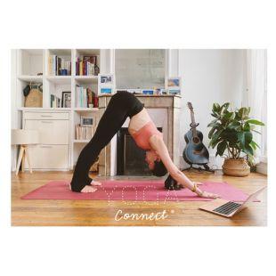 Bon 1 mois d'abonnement Yoga connect