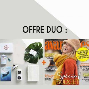 Box Lifestyle - Un Moment pour soi avec abonnement au magazine Avantages