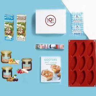 Box gourmande Gourmandises de nos regions Cuisine et Vins de France