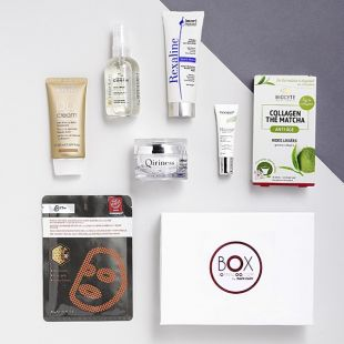 Box Beauté - Secrets de Jeunesse