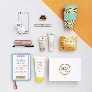 Box beauté lifestyle - super woman