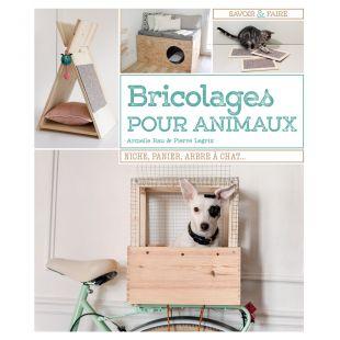 livre bricolages pour animaux
