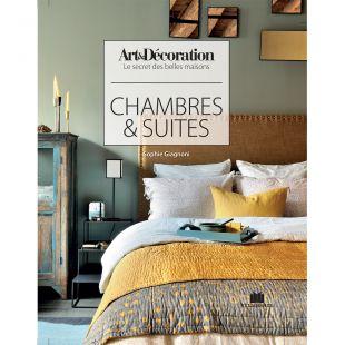 livre décoration chambres et suites Éditions Massin