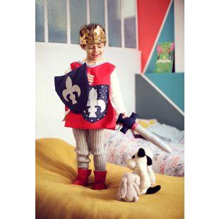 kit déguisement chevalier