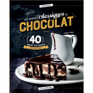 livre les grands classiques du chocolat