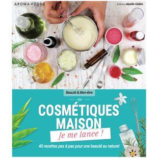 livre cosmétiques maison beauté editions marie claire