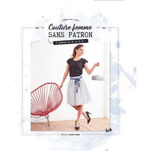 livre couture femme sans patron