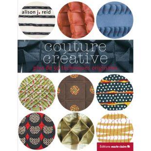 Livre couture créative