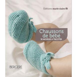 Livre Chaussons de bébé