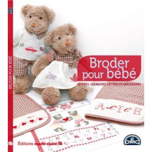 Livre Broder pour bébé