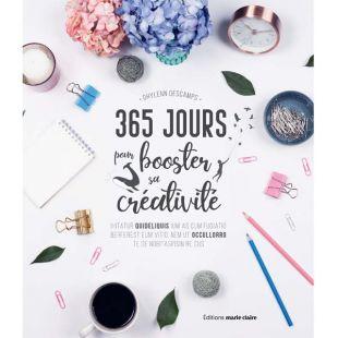 365 jours pour libérer sa créativité editions marie claire