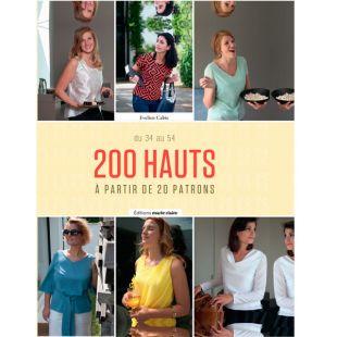 200 hauts livre couture editions marie claire