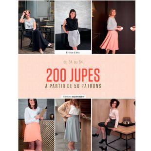 200 jupes livre de couture editions marie claire