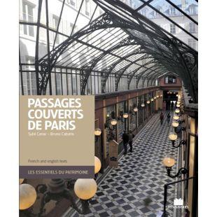 livre Passages couverts de Paris