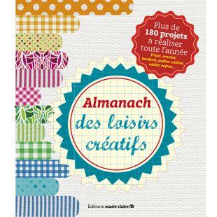 Livre Almanach des loisirs créatifs