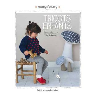 Livre tricot enfants édition marie claire 94 pages