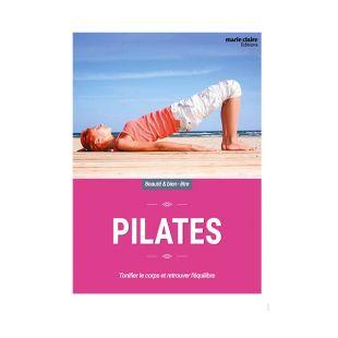 livre pilates editions marie claire