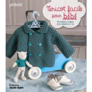 Livre Tricot facile pour bébé