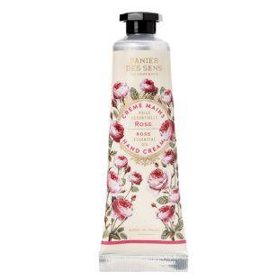 Crème mains à l'huile essentielle de Rose