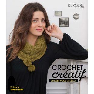 Livre Crochet Créatif