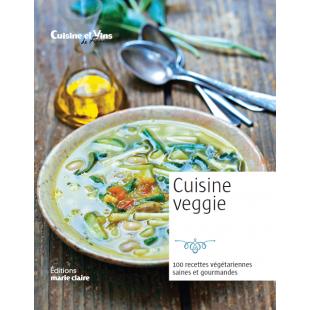 Livre cuisine veggie