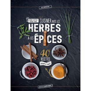 livre cuisiner herbes et épices