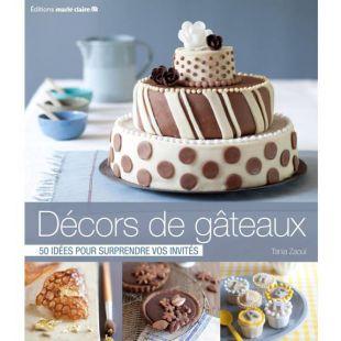Livre décors gâteaux
