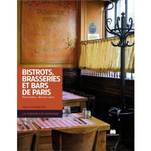 livre bistrots brasseries et cafés de paris