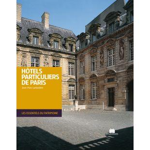livre hotels particuliers de paris