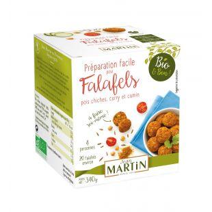 Préparation facile pour Falafels