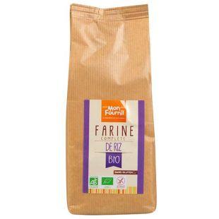 Farine complète de riz Bio Sans Gluten