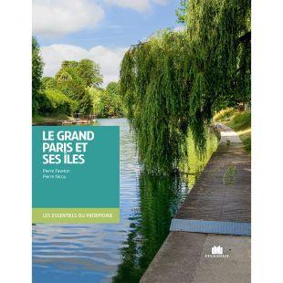 Livre Grand paris et ses îles