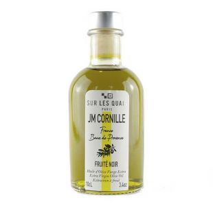 Huile d'olive extra vierge JM Cornille Sur les Quais