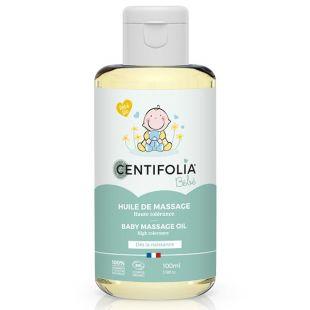 Huile de massage bébé Centifolia