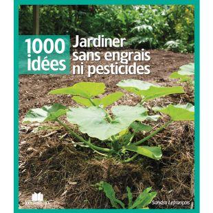 livre jardiner sans engrais