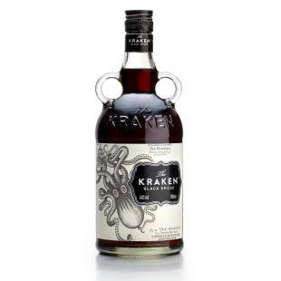 The Kraken Black Spiced – 5cl