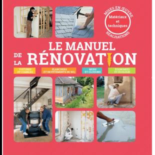 Livre Le manuel de la rénovation