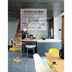 livre Leçons architecture intérieure
