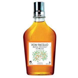 Liqueur d'orange et cognac Dom Pacello