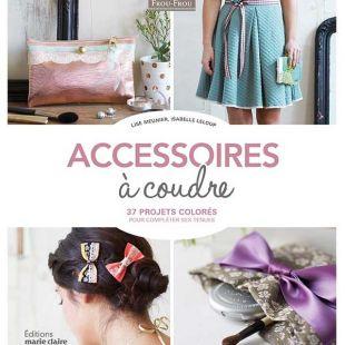 Livre couture editions marie claire accessoires mode