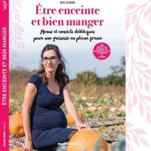 Livre de cuisine alimentation femme enceinte