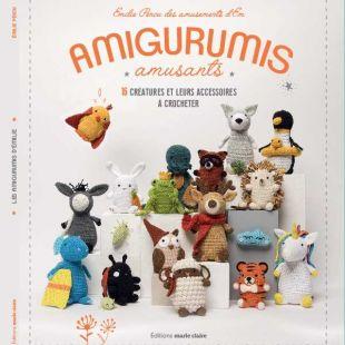 livre amigurimis editions marie claire
