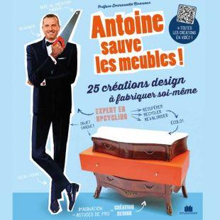 Livre Antoine sauve les meubles