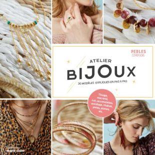 livre atelier bijoux editions marie claire